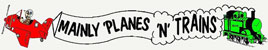 Mainly Planes n Trains