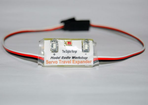 Servo Travel Expander